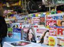An Schweizer Kiosken bleiben immer mehr Zeitungen und Zeitschriften liegen.