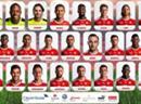 Die 23 Spieler, die für die Schweiz die WM bestreiten werden, stehen fest.
