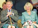Bald glücklich vereint: Prinz Charles und Camilla.