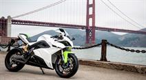 Das neue E-Motorrad ist noch effizienter.