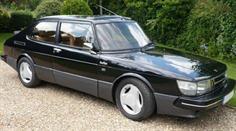 Schön: Saab 900 Turbo Aero.