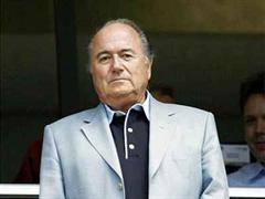 FIFA-Präsident Sepp Blatter verunsichere seine Schiedsrichter.