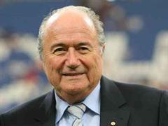 FIFA-Präsident Sepp Blatter weiss keine Lösung.