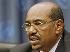 Sudans Präsident Omar Hassan al Baschir.