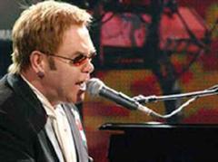 Elton John sorgte für das Highlight der Avo Session.