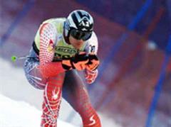 Michael Walchhofer errang seinen 11. Weltcupsieg.