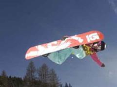 Nachwuchstalent Sina Candrian befindet sich auf einem sportlichen Höhenflug.