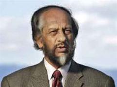 IPCC-Präsident Rajendra Pachauri.