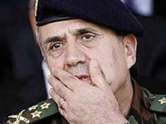 Armeechef Michel Suleiman.