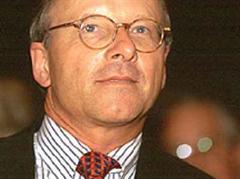 Der damalige Eternit-Mehrheitsaktionär Stephan Schmidheiny.