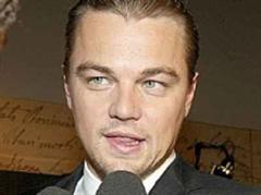 Völlig unentspannt: Leonardo DiCaprio.