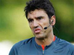 Massimo Bussacca ist eigentlich ein angesehener FIFA-Referee.
