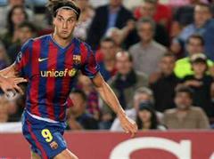 Einziger Torschütze im «El Clasico»: Zlatan Ibrahimovic.