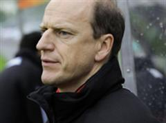 U17-Trainer Heinz Moser.