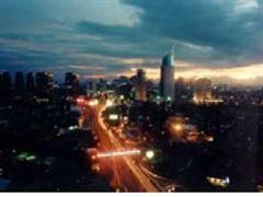 Jakarta - die Hauptstadt Indonesiens