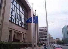EU-Ratsgebäude in Brüssel.