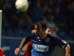 Der Luzerner Matias Cenci (Archiv) erzielte das Tor für den FC Luzern.