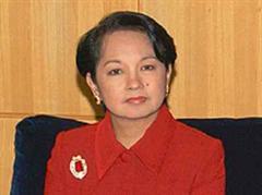 Gloria Macapagal Arroyo will mit aller Härte gegen die Demonstranten vorgehen.