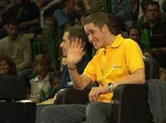Hat Thomas Lüthi Chancen gegen Roger Federer?