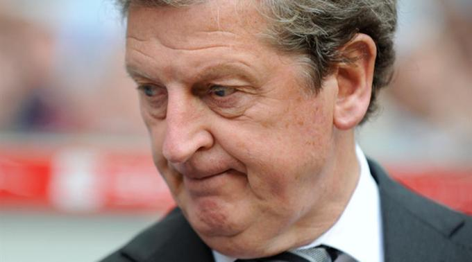 Roy Hodgson sagt Sorry.