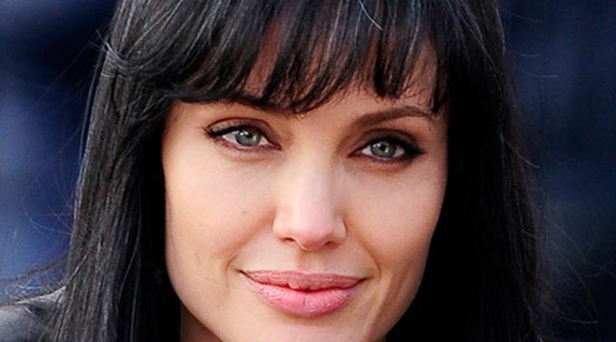 Will helfen: Angelina Jolie.