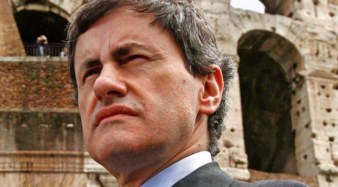 Roms Bürgermeister Gianni Alemanno.