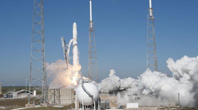 Der erste Flug der «Dragon»-Raumkapsel gilt als grosser Erfolg.