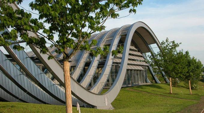 Das Zentrum Paul Klee verbucht wieder mehr Besucher.