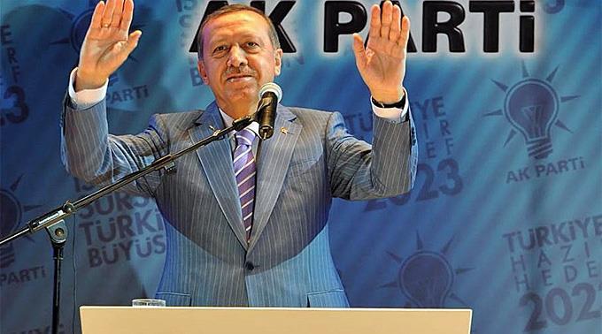 Recep Tayyip Erdogan. (Archivbild)