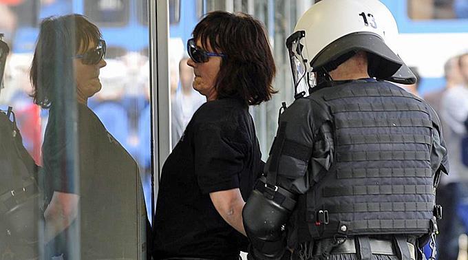Andrea Stauffacher muss ins Gefängnis.
