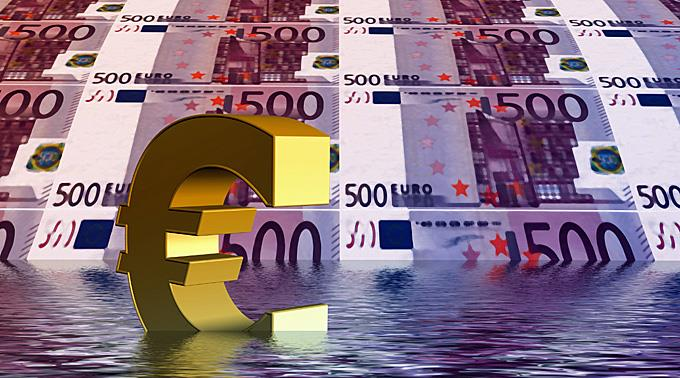 Schuldenkrise in Europa.