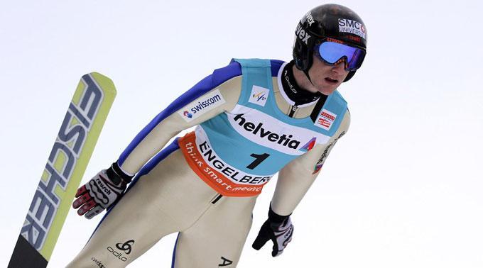 Marco Grigoli sprang auf den 7. Rang. (Archivbild)