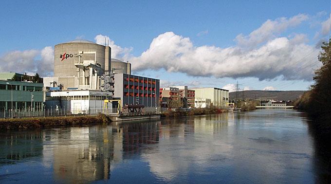 EU-Atomaufsichtsbehörden geben Schweizer AKW gute Noten.