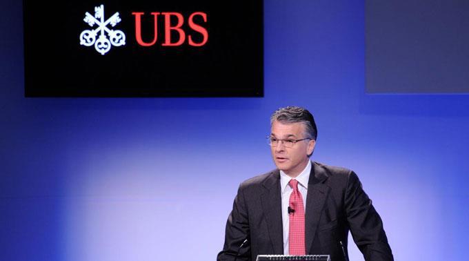 Sergio P. Ermotti, CEO der UBS