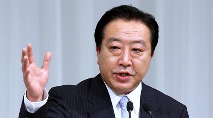 Japans Ministerpräsident Yoshihiko Noda.