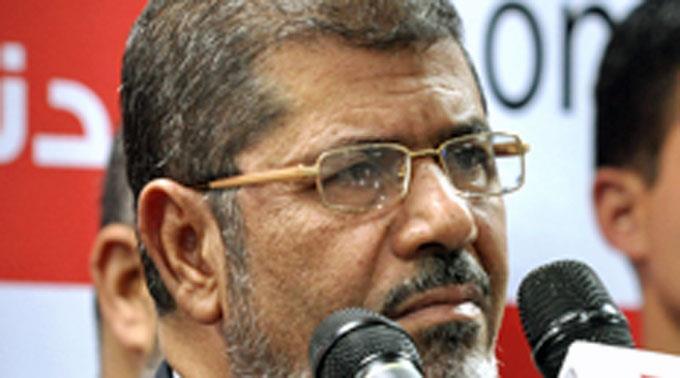 Mohammed Mursi, Präsident Ägypten