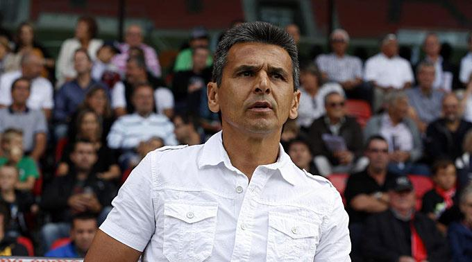 Winterthurs Trainer Boro Kuzmanovic.