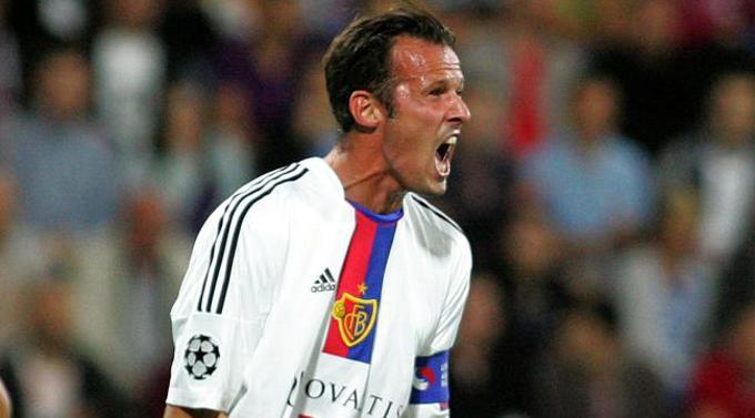 Frust bei Basels Captain Marco Streller.