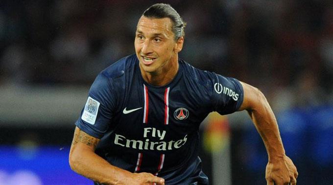 Traf erneut für PSG: Zlatan Ibrahimovic. (Archivbild)