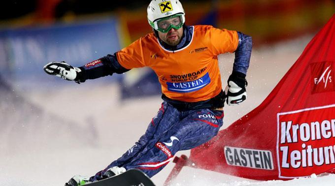 Andreas Prommegger holte seinen zehnten Erfolg im Weltcup.