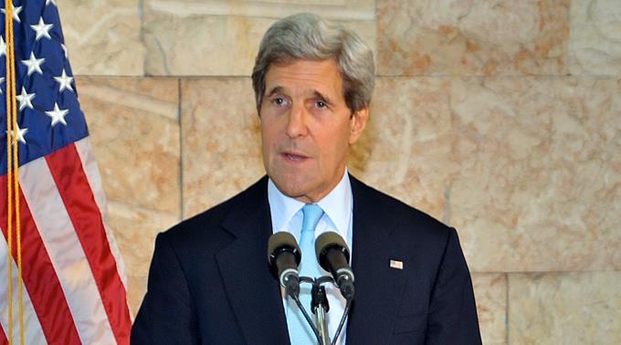 John Kerry musste vor dem Auswärtigen Ausschuss im Abgeordnetenhaus antreten.