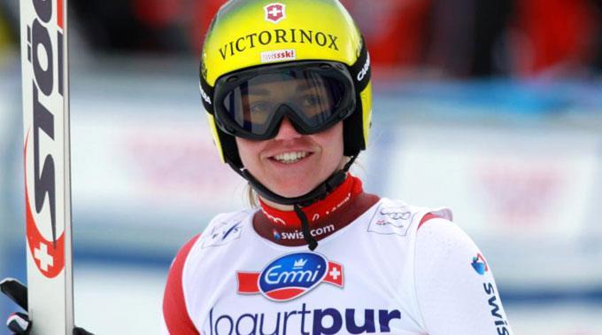 Fabienne Suter belegt den 2. Rang.(Archivbild)
