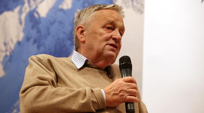Gian-Franco Kasper gehört seit 2000 dem IOC an.