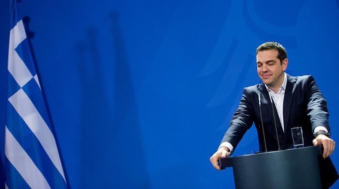 Griechenlands Regierungschef Alexis Tsipras.