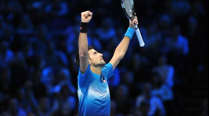 Novak Djokovic dominiert derzeit die Tenniswelt. (Archivbild)