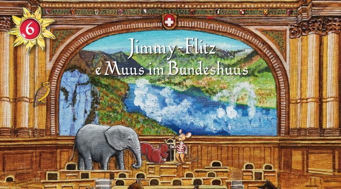 Jimmy Flitz im Bundeshuus