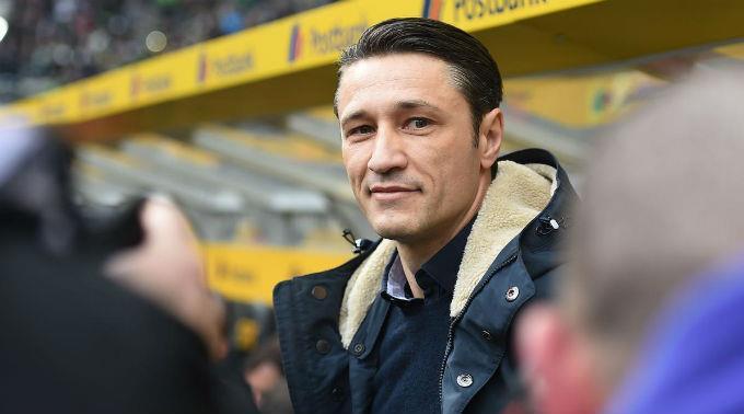 Der neue Trainer Niko Kovac muss seine erste Enttäuschung einstecken.