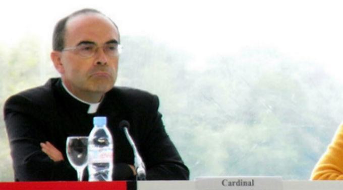 Philippe Barbarin muss sich wegen den Pädophilen-Vorwürfen rechtfertigen.