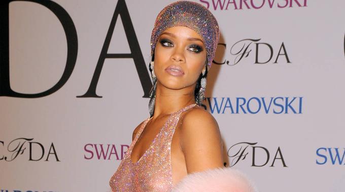 Rihanna verprasste im Strip-Club etwa 13'000 Euro.