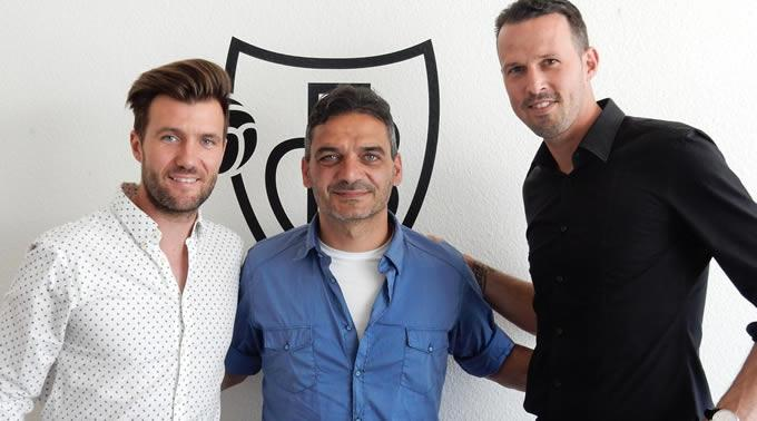Massimo Lombardo wird neuer Assistenztrainer beim FC Basel.
